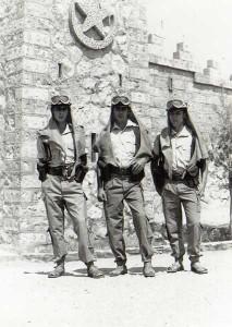 Soldados Españoles de las Tropas Nomadas