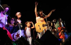 concierto saharaui