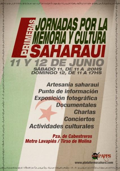 11 y 12 de Junio, Madrid